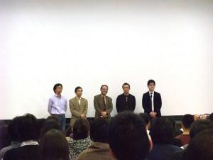 web解析界の巨匠たち(左から大内さん、衣袋さん、石井さん、小杉さん、権さん)
